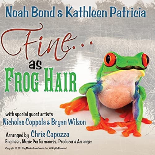 Album Fine as Frog Hair